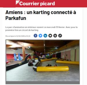 des jeux pour tous les âges et des structures gonflables sur une surface grande comme plus d'un terrain de football : voilà de quoi réjouir ceux qui ont prévu de rester à Amiens pour les vacances scolaires.